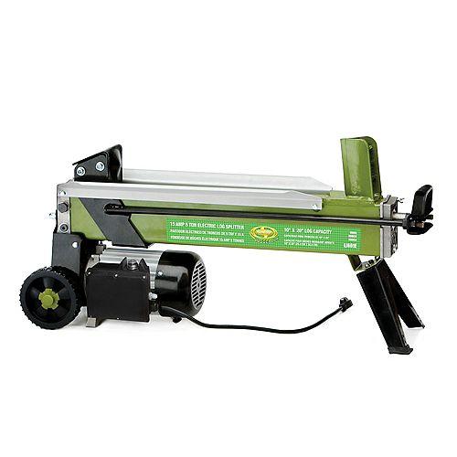 Logger Joe 5-Ton 15 amp Electric Log Splitter