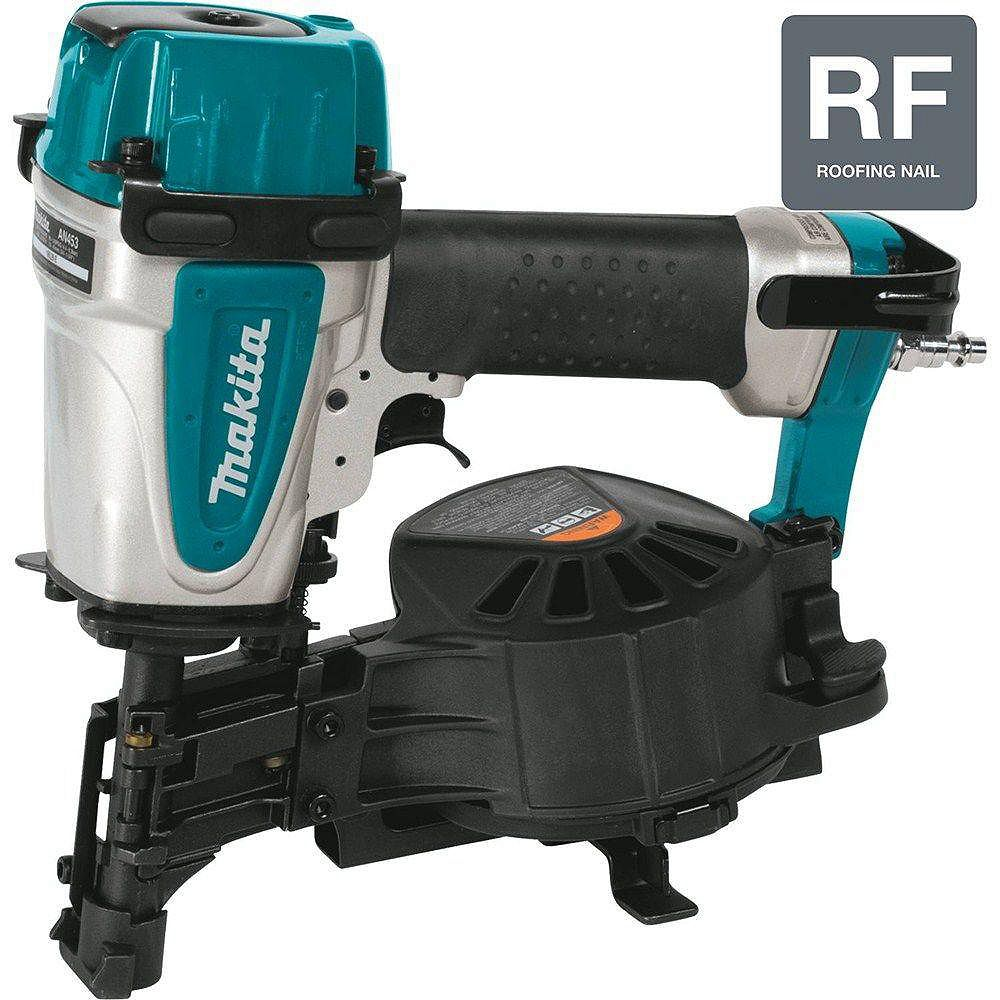 MAKITA 1-3/4 inch Coil Roofing Nailer