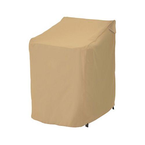 Housse pour chaises de patio empilables