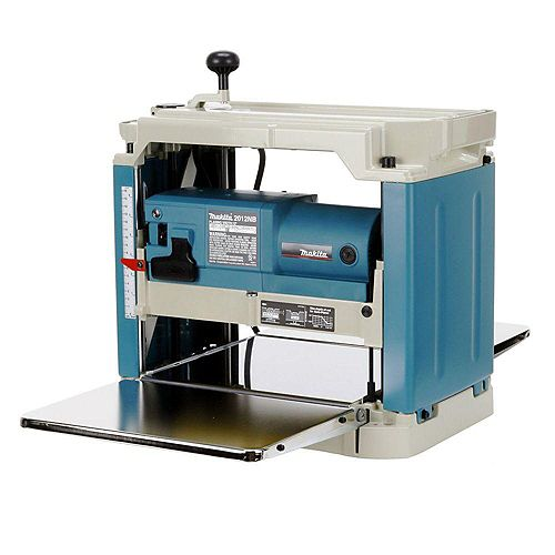 15 amp 12-inch Corded Thickness Planer