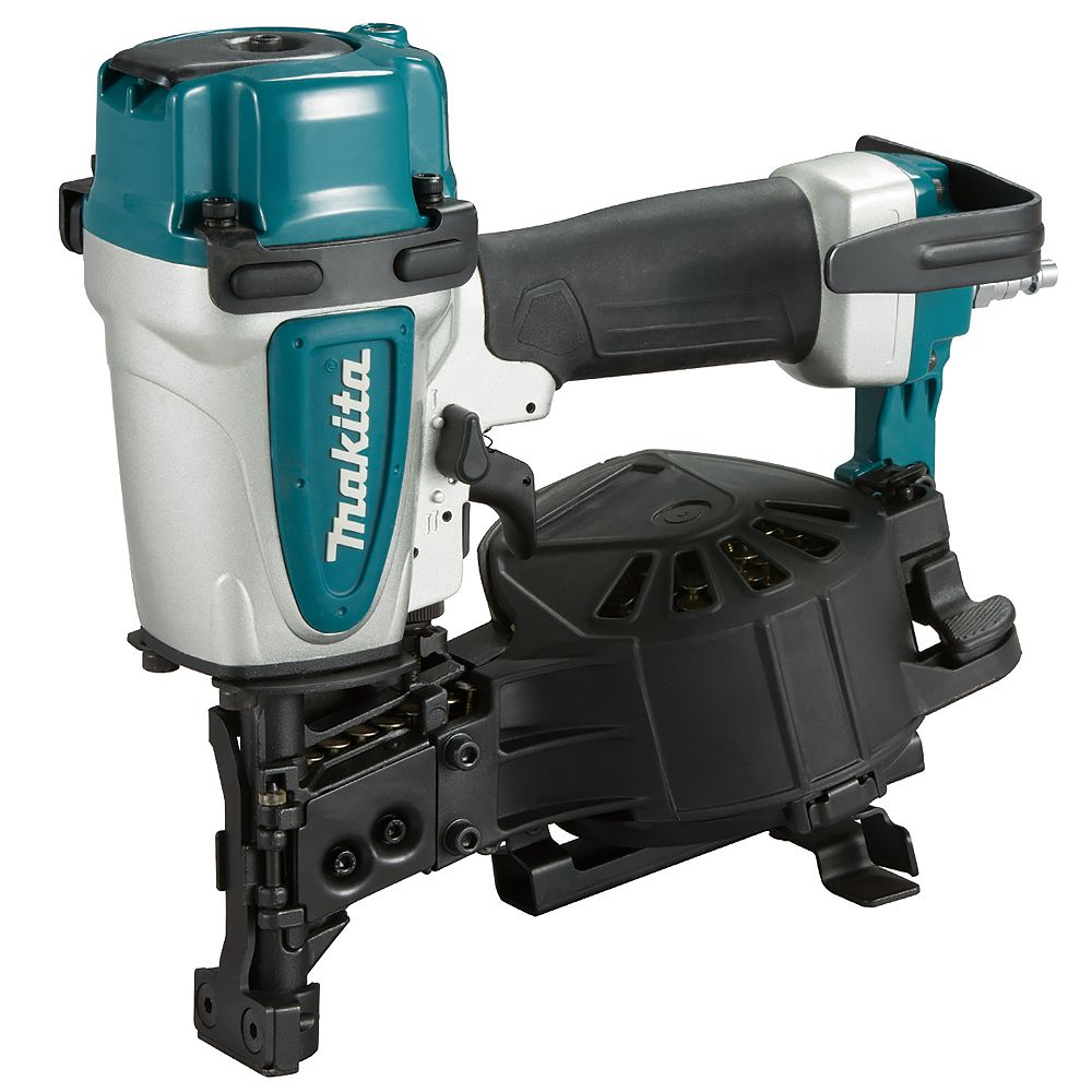 MAKITA 15° Round Head Coil Roofing Nailer