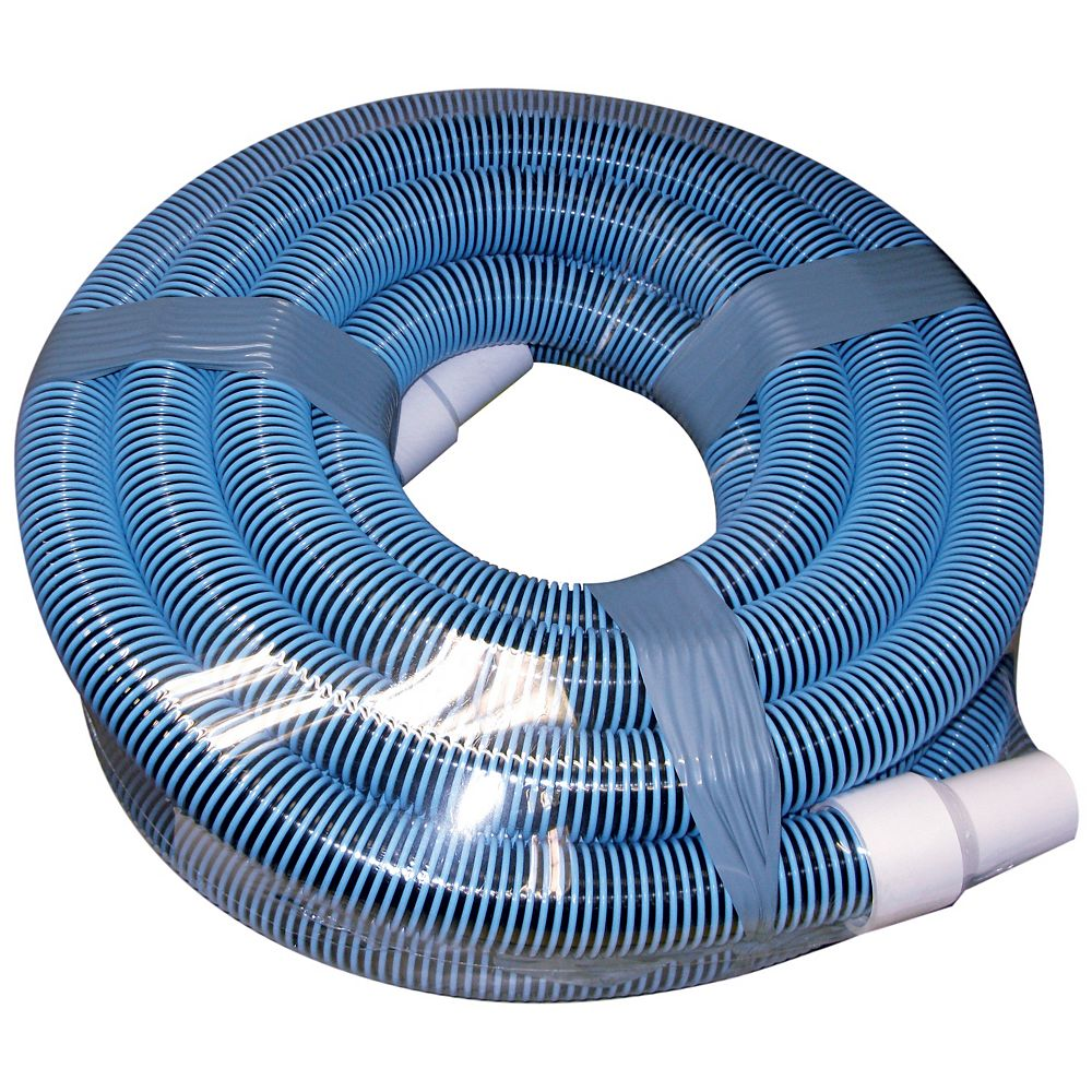Hdx 35 Ft Universal Pool Vacuum Hose The Home Depot Canada