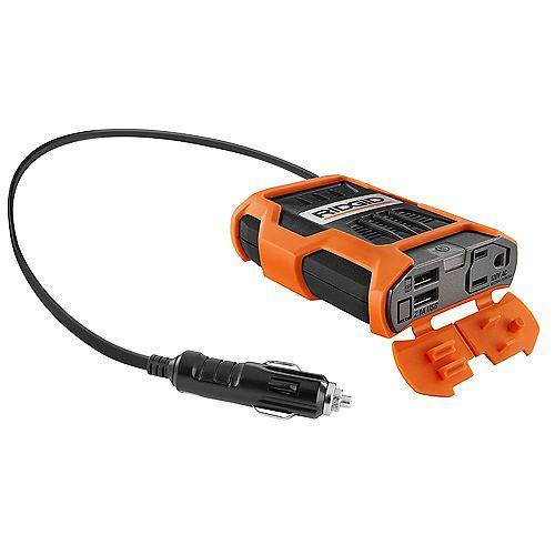 80W Power Inverter