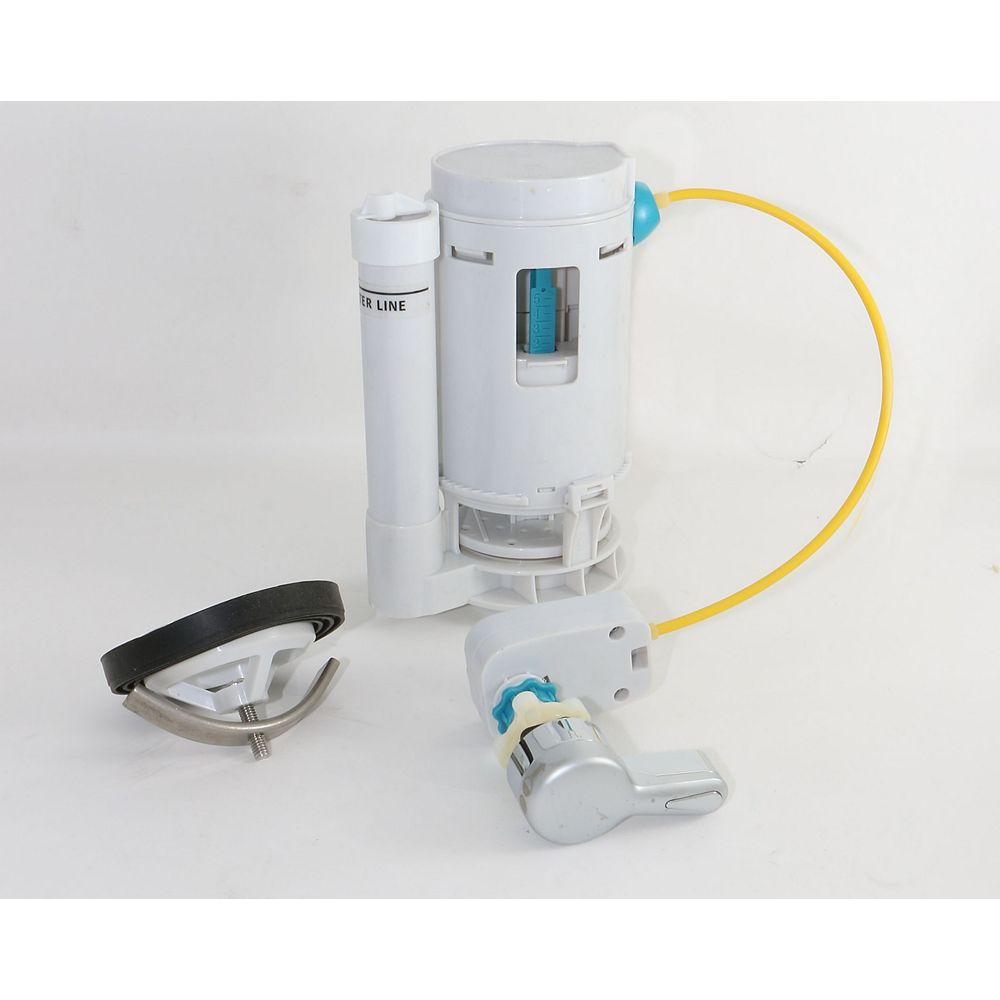 Jag Plumbing Products Réparez votre toilette à double chasse VORTENS.