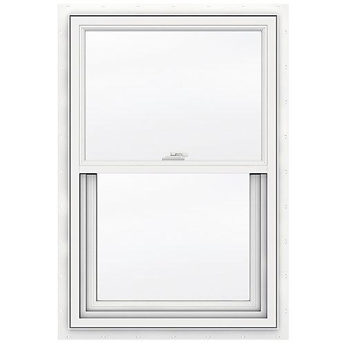 18-inch x 30-inch 3500 Series Single Hung Vinyl Window - ENERGY STAR®