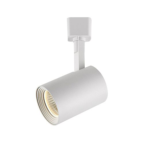 Hampton Bay White Dimmable Led Track Cylinder - ENERGY STAR®