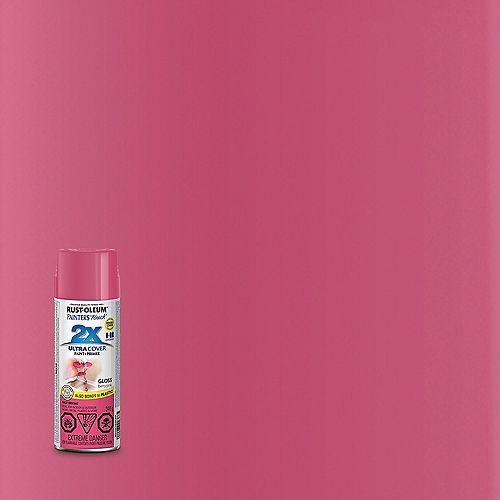 Peinture Multi Usages En Rose Baies Lustré - 340 G Aérosol