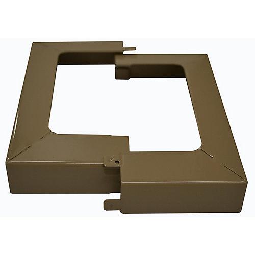 Couvercle de poteau (6 po x 6 po)