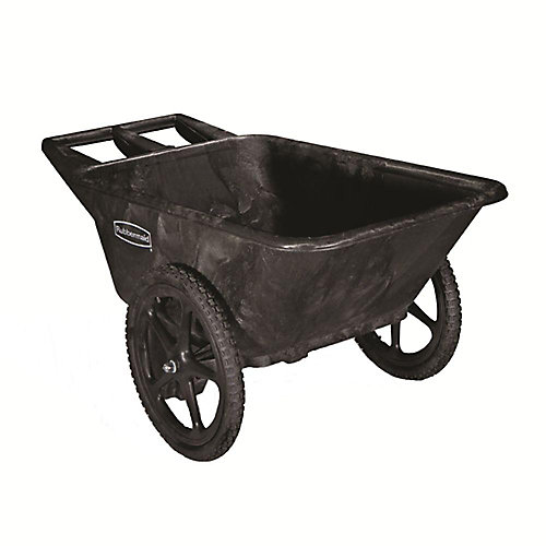 Plastic Yard Cart -  7.5 Cubic Feet