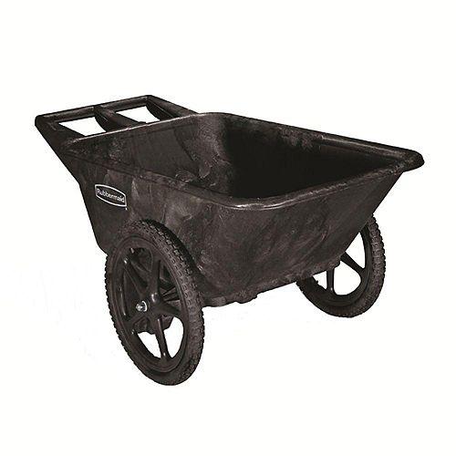 Plastic Yard Cart -  7.5 Cubic Feet