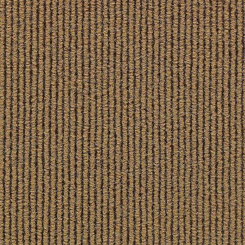 Berber Golden Wheat 12 po. x 12 po. dalle de moquette - 20 carré par caisse