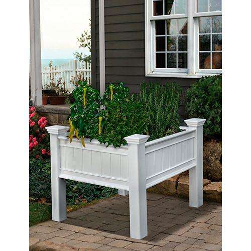 Bac à jardinage surélevé Mayfair