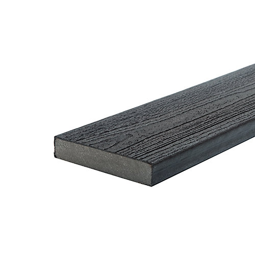 12 Ft. - Enhance Composite Capped Square Decking - Clam Shell