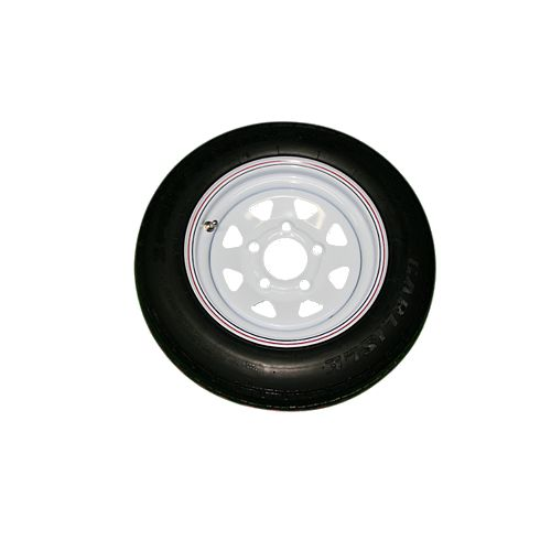 12 Inch Replacement Trailer Tire (4.80 x 12)