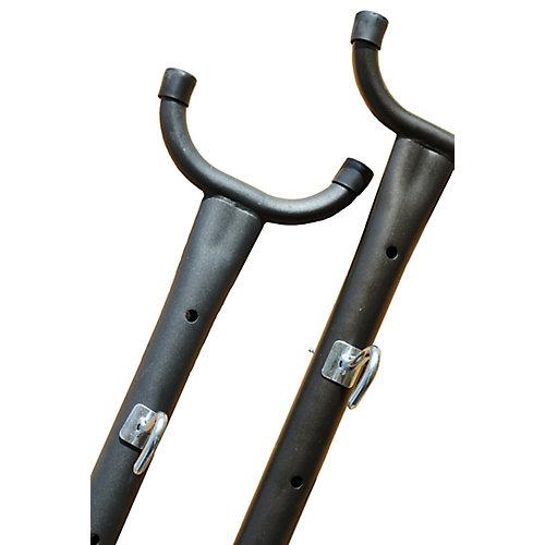 9 pieds, Support en Métal pour Hamac, Universel (Bronze)