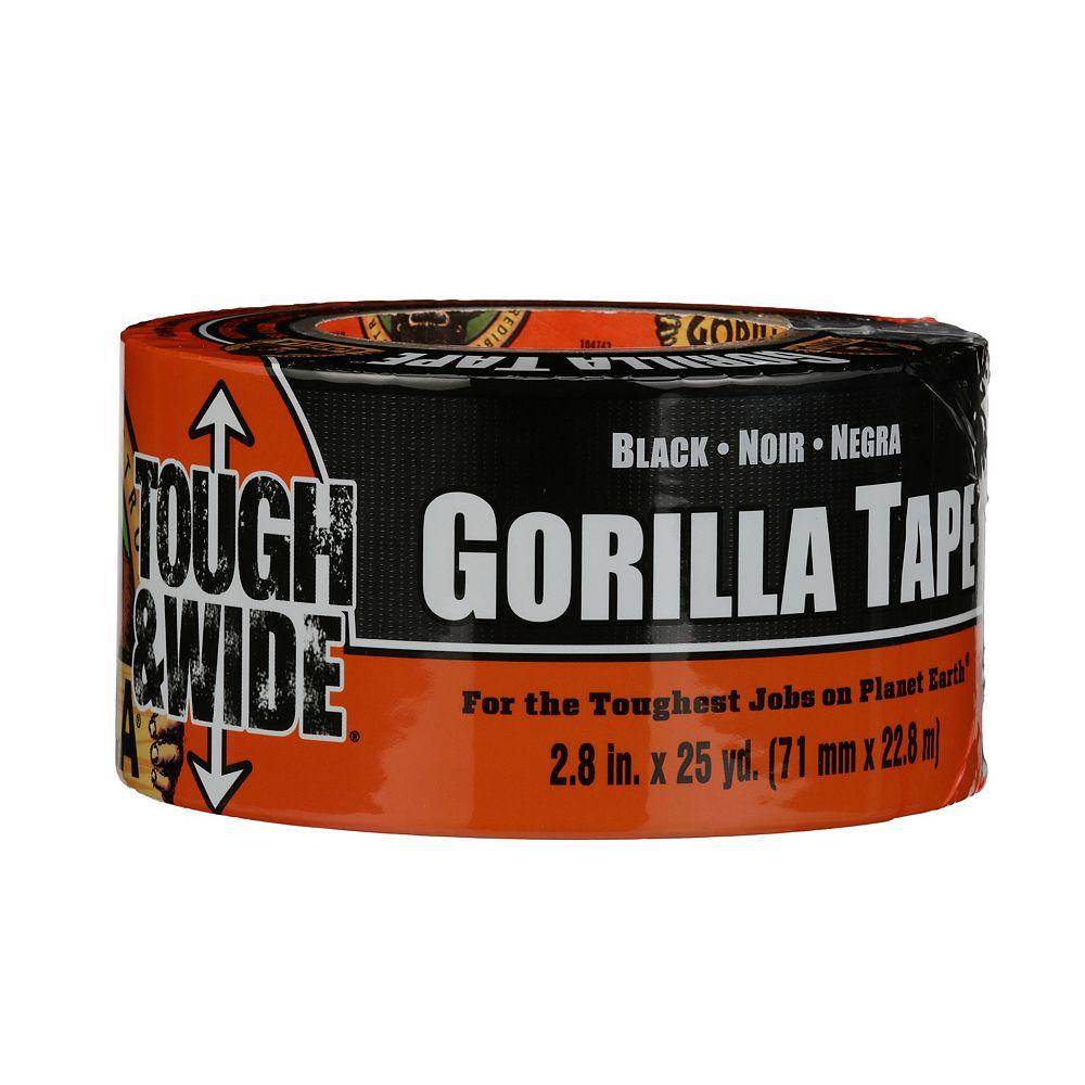 Gorilla Gorilla Tough & Wide Tape