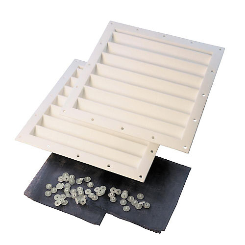 Shelter Garage and Shed Vent Kit