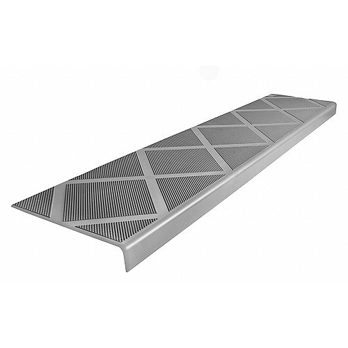 Step Cover Grey 42 Inch