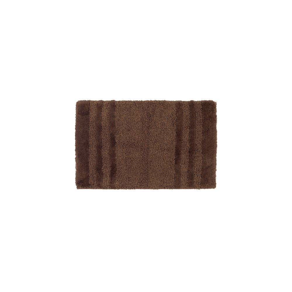 Shaw Living Penthouse Cocoa 24 Inch x 40 Inch Bath Rug