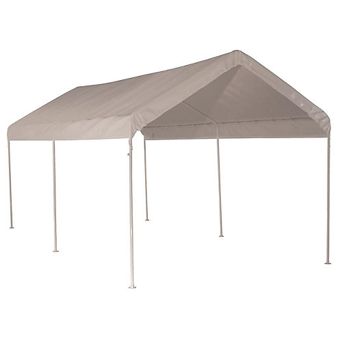 10 ft. x 20 ft. Canopy in White