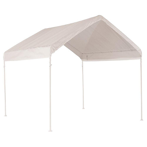 Max AP 10 ft. x 10 ft. White Canopy