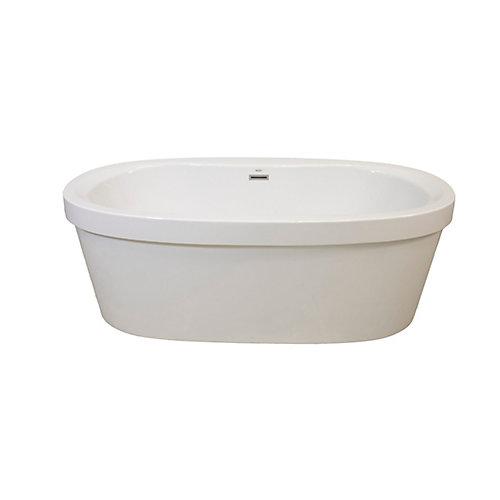 Brooke 2-Piece Freestanding Bathtub
