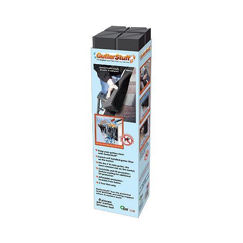 32 Lin Feet Carton Of Gutterstuff Foam Filter