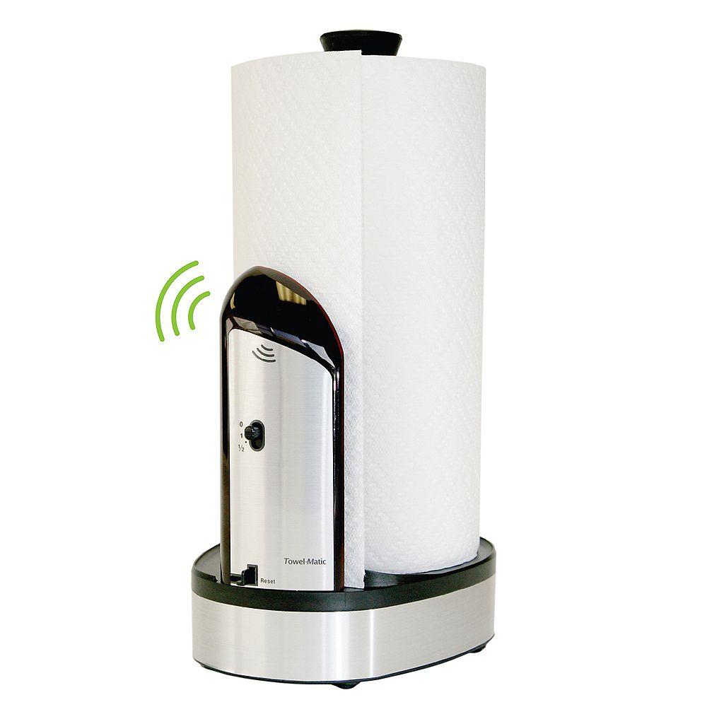 iTouchless Towel-Matic Sensor Paper Towel Dispenser