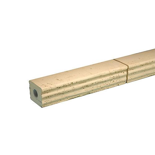 6 Inches Bottom Rail