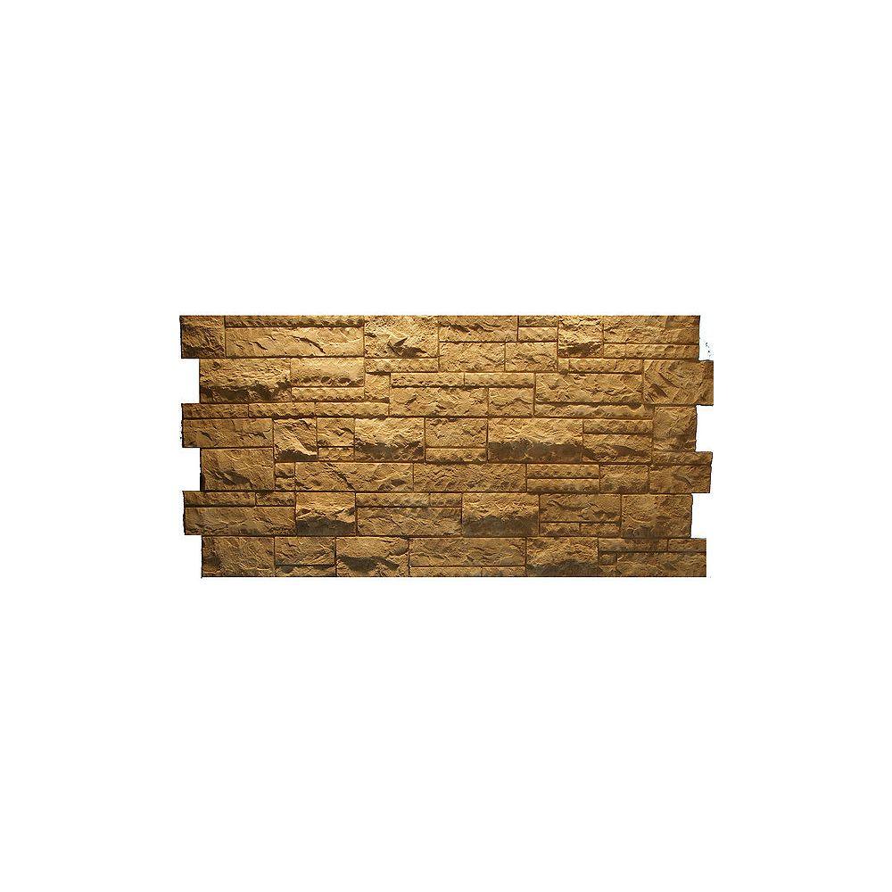 Urestone Professional Series Castlestone Panel 4X8