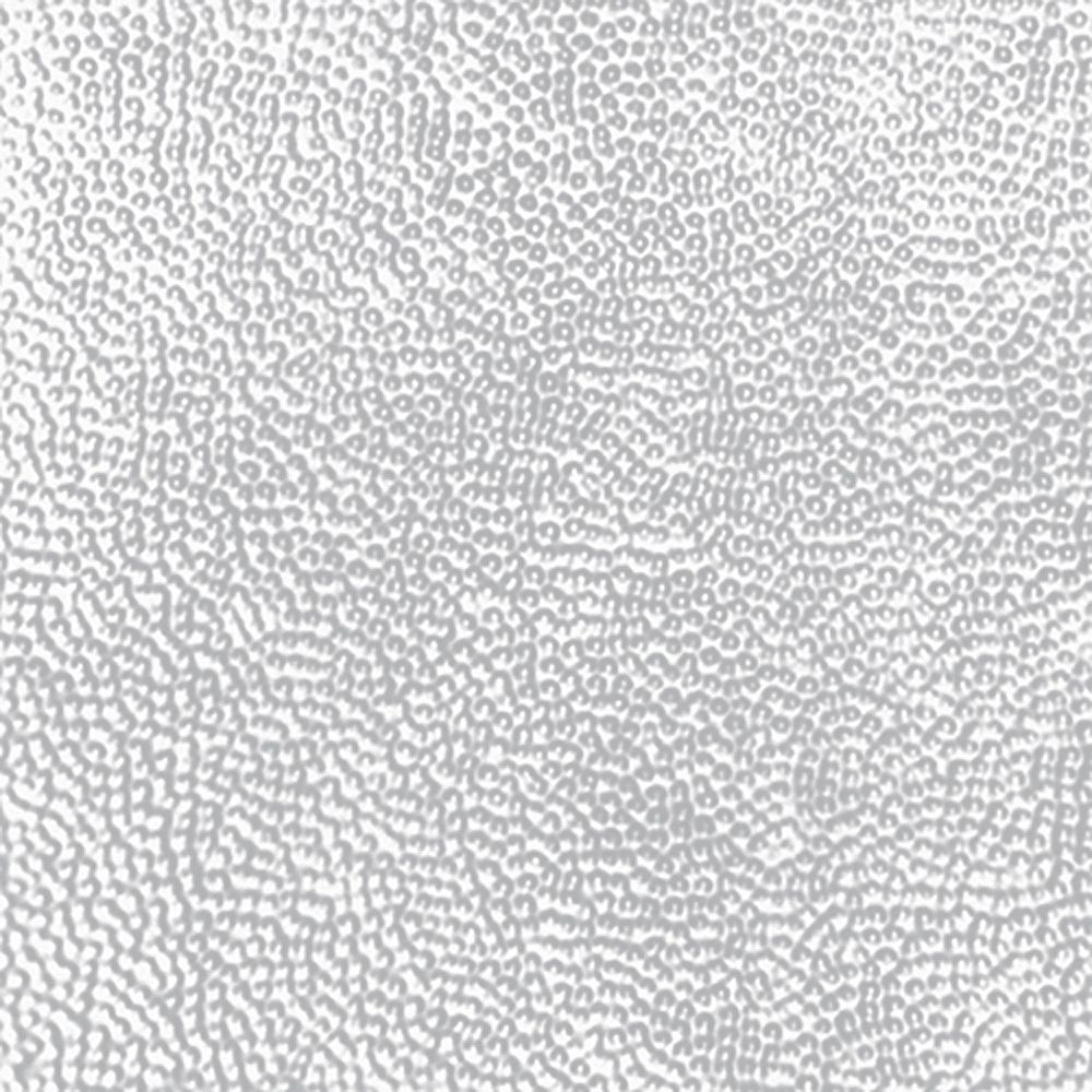 Shanko 2 Feet x 2 Feet White Finish Steel Lay-In Ceiling Tile Design Repeat Every 24 Inches