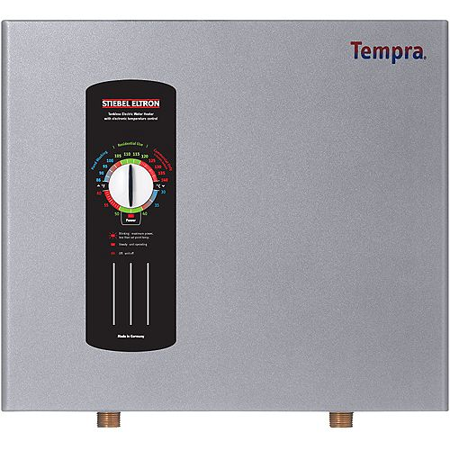 Tempra 24 24 kW Whole Home Tankless Electric Water Heater