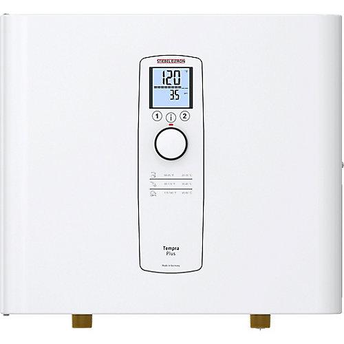 Tempra 24 Plus 24,0 kW Chauffe-eau électrique sans réservoir pour toute la maison