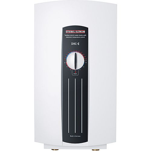 Stiebel Eltron DHC-E 12 12 KW Point of Use Tankless Electric Water Heater