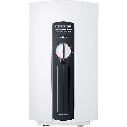 DHC-E 8/10 9.6 kW Chauffe-eau Électrique Sans Réservoir Pour Point d`Utilisation