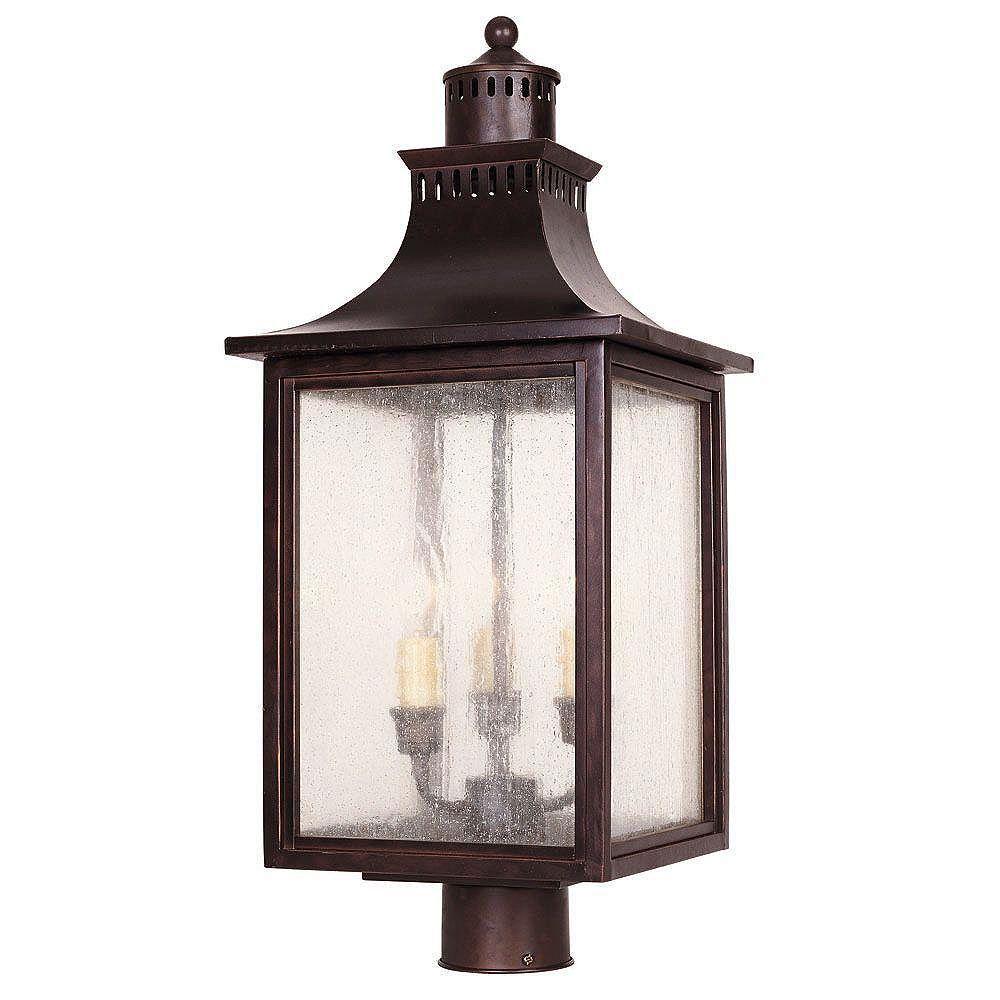 Illumine Lanterne pour lampadaire Monte Grande