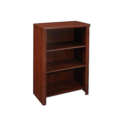 Impressions 25-inch Dark Cherry 4-Shelf Organizer