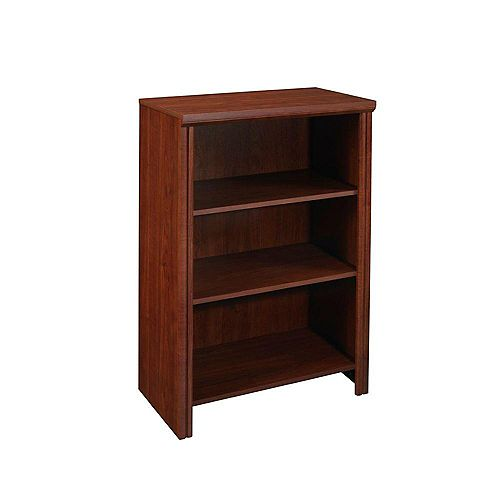 ClosetMaid Impressions 25-inch Dark Cherry 4-Shelf Organizer