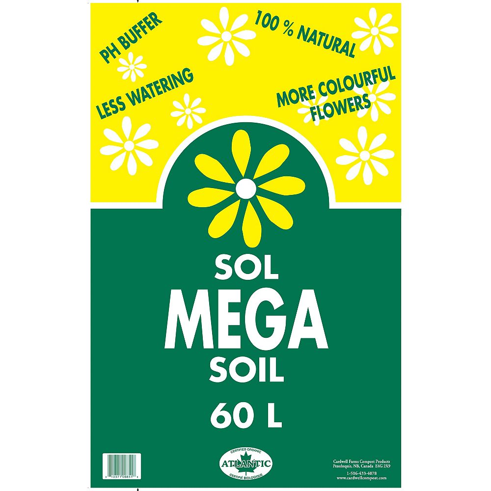 Soilmate Sol Mega 60L