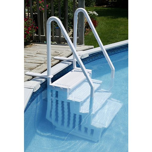 Marches Easy Pool Step pour piscines hors-terre