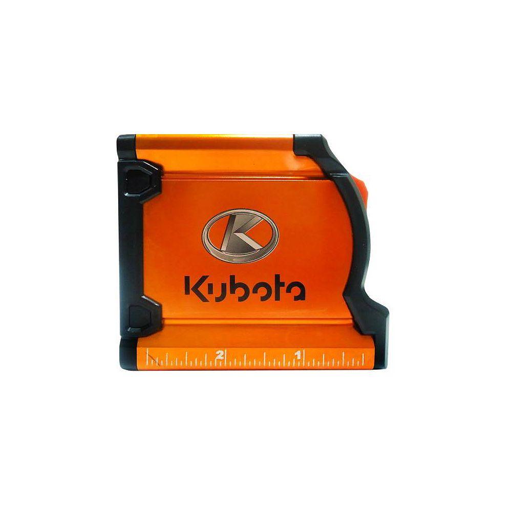 Kubota Heavy Duty Aluminum Tape Measure