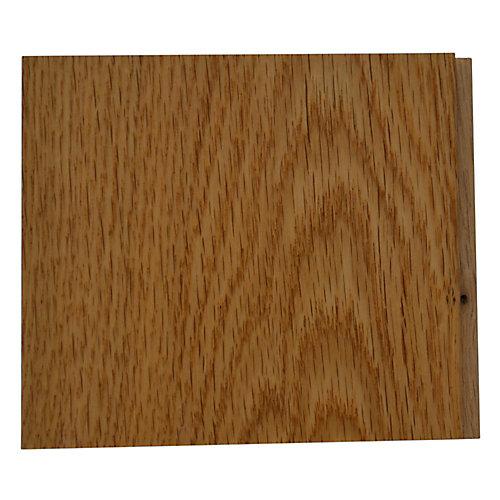 Natural Red Oak 4 1/4-inch Hardwood Flooring (Sample)