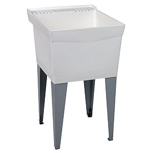 Free-Standing Laundry Sinks