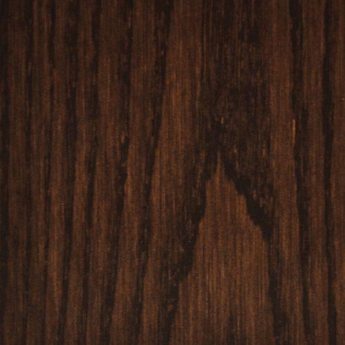 Ash Stained Mocha Hardwood Flooring (Sample)
