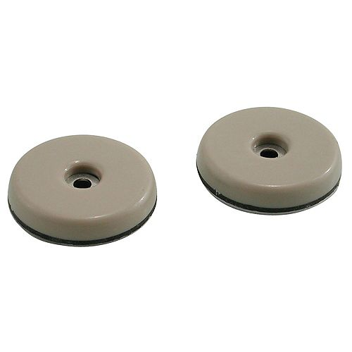 1 inch Adhesive Furniture Glides (8-Pack)