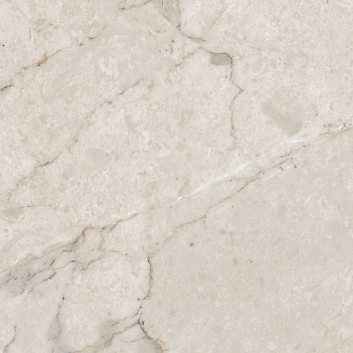 Locking Sample - Carrara White Luxury Vinyl Flooring, 4-inch x 4-inch