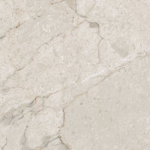 Locking Sample - Carrara White Luxury Vinyl Flooring, 4-inch x 4-inch