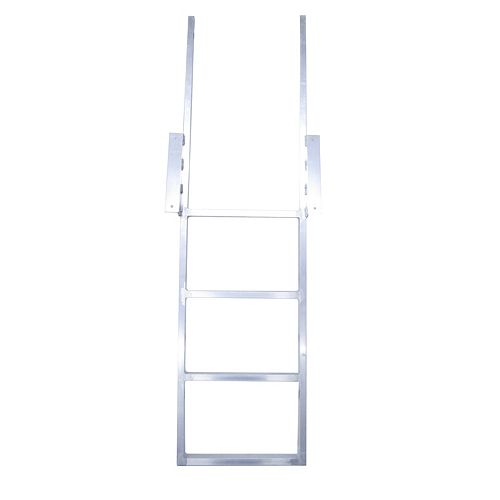 Aluminum 4 Step Dock Ladder