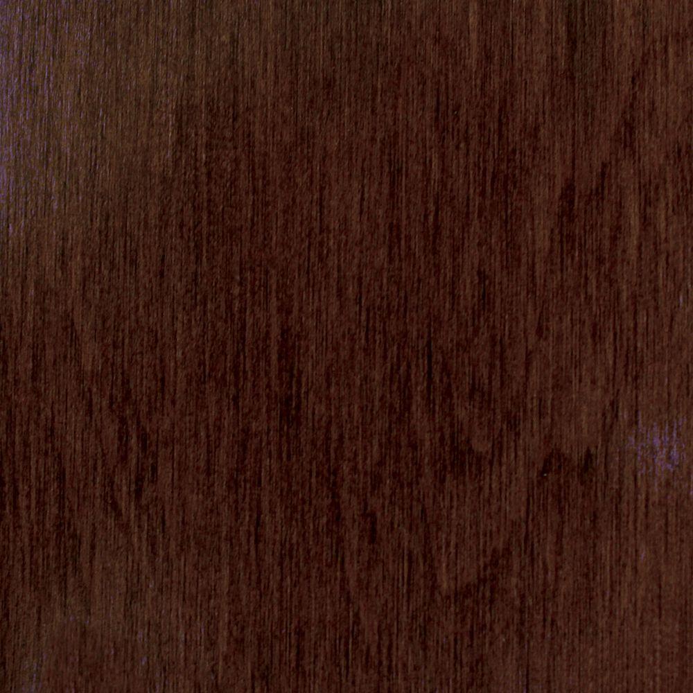Home Decorators Collection Échantillon - Plancher, bois massif, 3 1/4 po, noyer érable