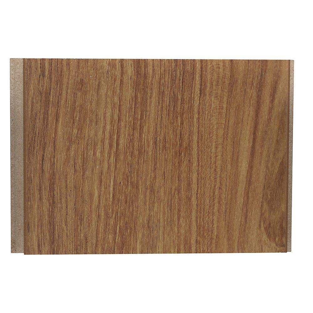Aspire 12mm Thick Light Pecan 6061, Pecan Laminate Flooring 12mm